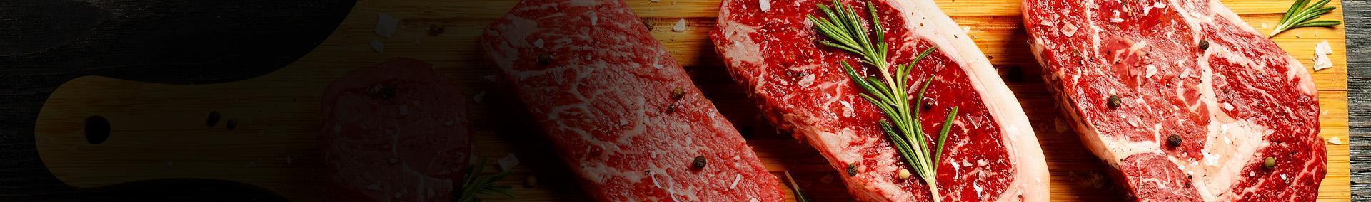 Steki mięsne